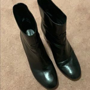 Tory Burch booties Size 10